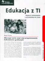Edukacja z TI 2-2001 okladka