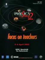 Physics on stage 2 focus on teachers