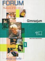 czasopismo forum nauczycieli dla gimnazjum