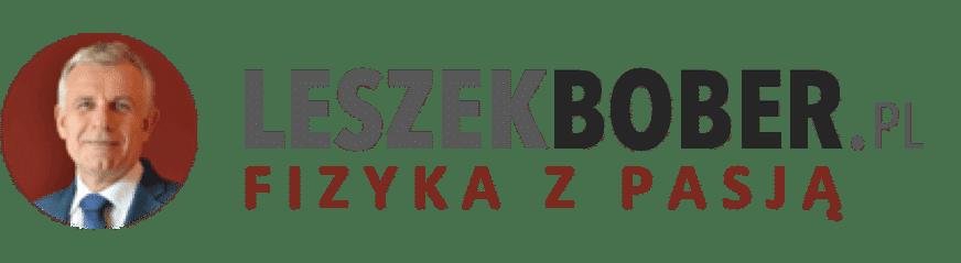 Leszek Bober - Fizyka z Pasja - logo